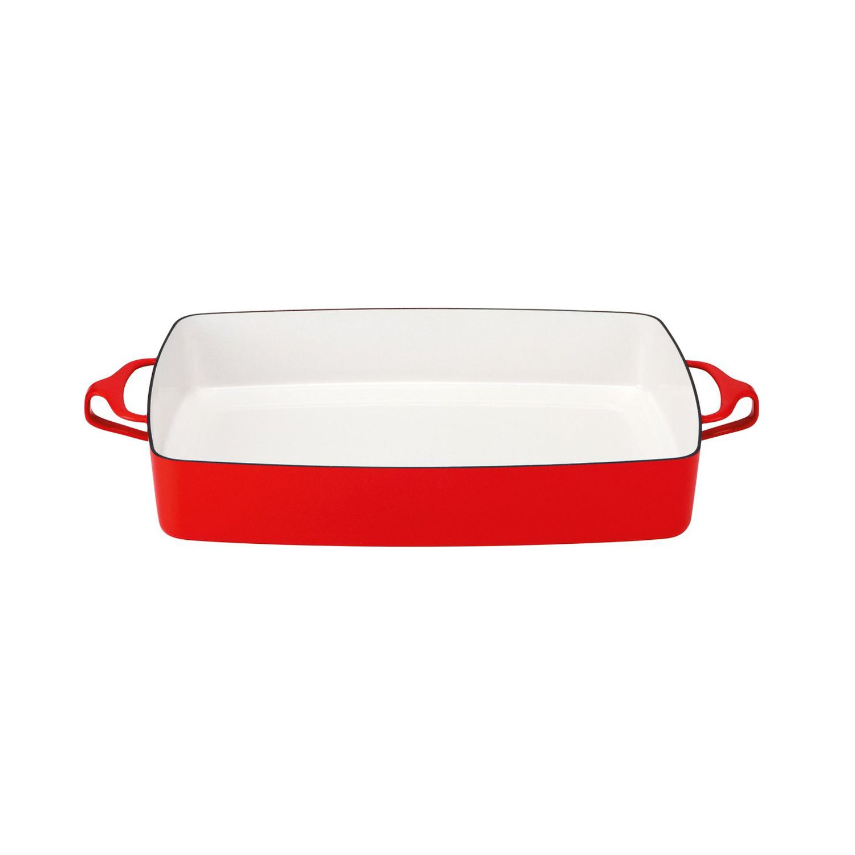 Dansk® Kobenstyle ovenschaal rood