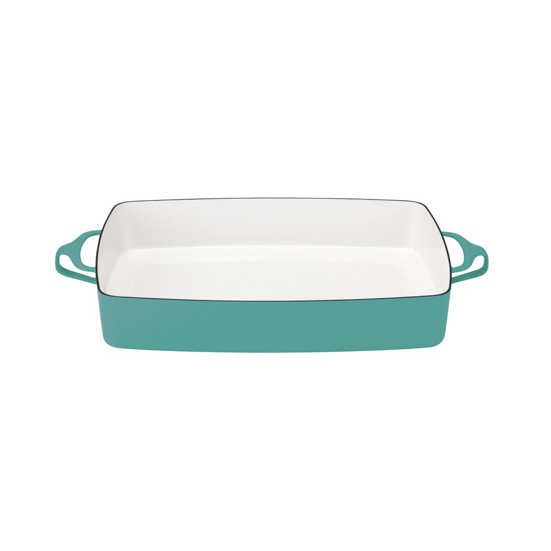 Dansk® Kobenstyle ovenschaal turquoise