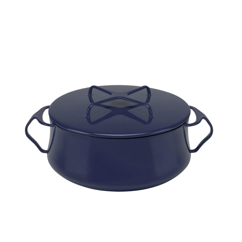Dansk® Kobenstyle casserole blauw