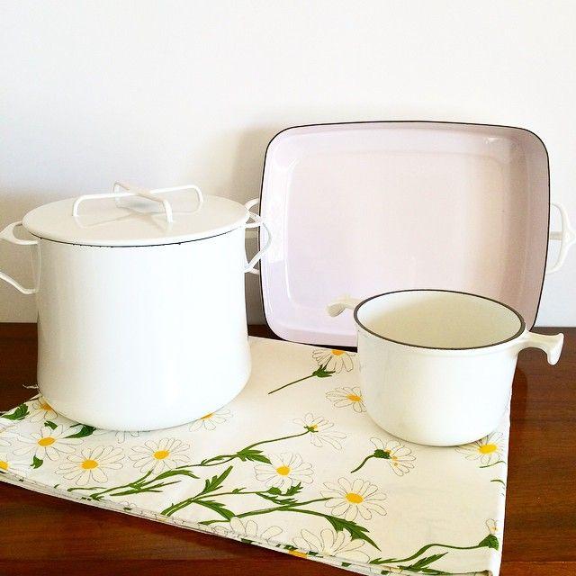 Dansk® Kobenstyle white baker & Dansk® Kobenstyle white baker - Dansk Designs